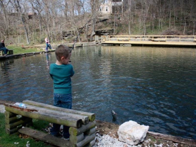 Fishing and hiking are just two of the fun activities the Springfield region has to offer